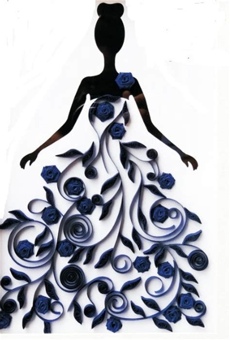 How To Make Quilling Paper Strips At Home - wedding decoration home decor creative gift paper craft