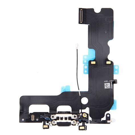 replacement for iphone 7 plus charging port flex cable black alex nld