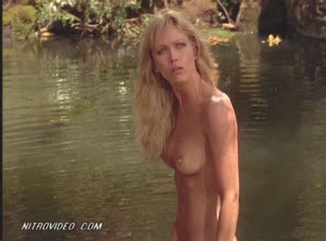 Tanya Roberts Nude In Sheena Video Clip At Nitrovideo Com