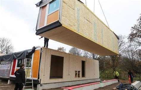 wohncontainer aus holz in linden nord werden zurzeit wohncontainer f 252 r