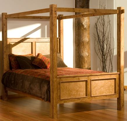 rustic canopy bed rustic alder canopy bed rustic beds for sale lodge craft