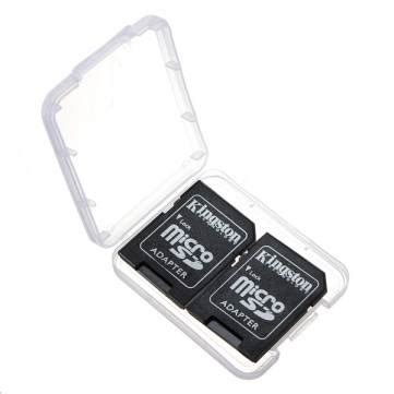 Holder Plastic Storage Box For Memory Card 4 Comp Limited micro sd sdhc mmc cf memory card plastic clear holder box storage us 1 99