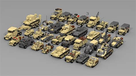 ldd tommies    ldd tommy afvs    pieces