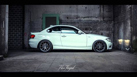 Bmw 1er M Coupe Reifen by Dia Show Tuning Bmw 1er Coupe E82 Auf 19 Zoll Zp Seven