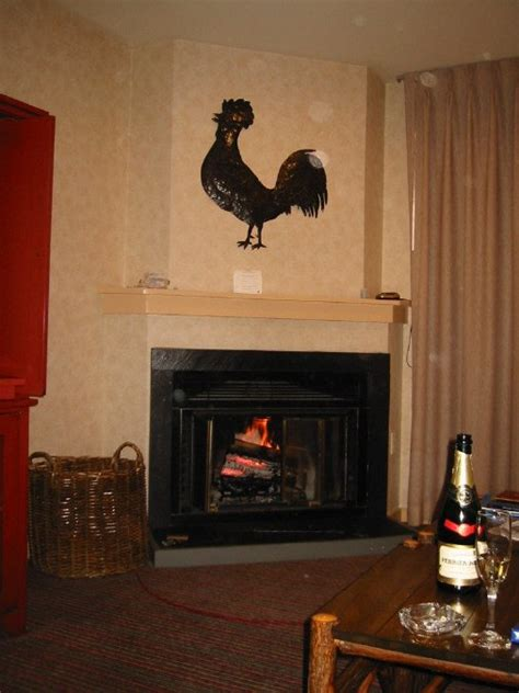 Fireplace Room Bolton by Sagamore Resort
