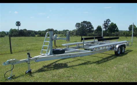 aluminum boat trailer design custom aluminum boat trailers