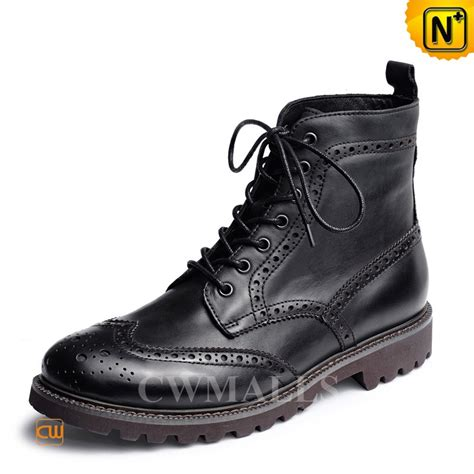 cwmalls 174 lace up leather brogue boots cw726510