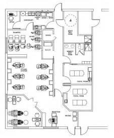 Nail Salon Floor Plan Design Beauty Salon Floor Plan Design Layout 1700 Square Foot