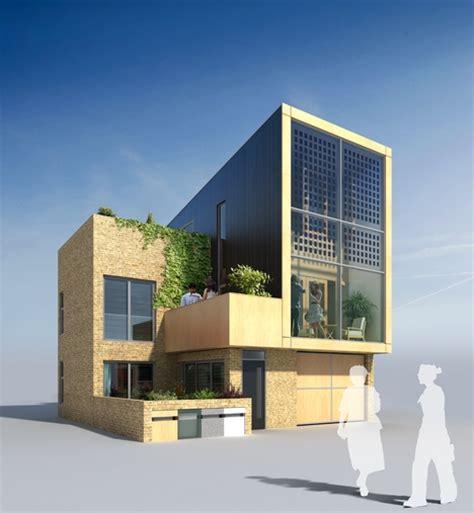Future House by Architechnophilia Home Of The Future