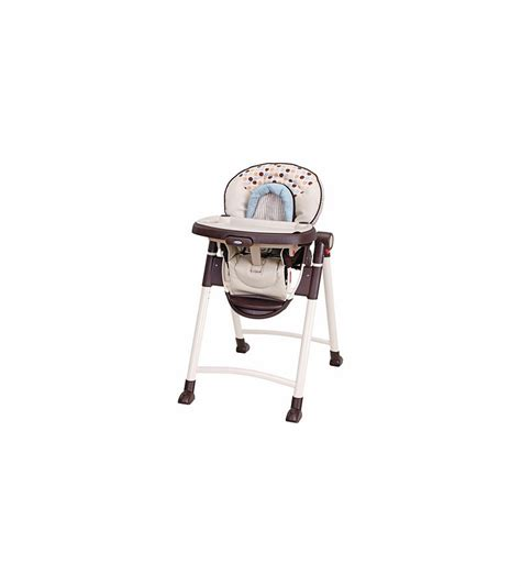 graco contempo folding high chair graco contempo high chair deco