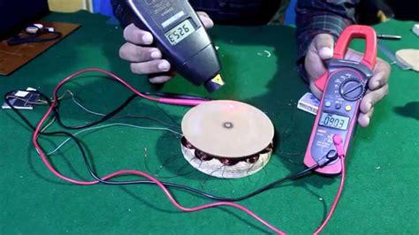 how to make ac generator quot permanent magnet alternator