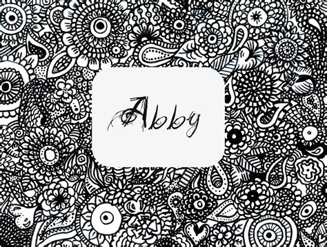 doodle colored name image gallery name doodles