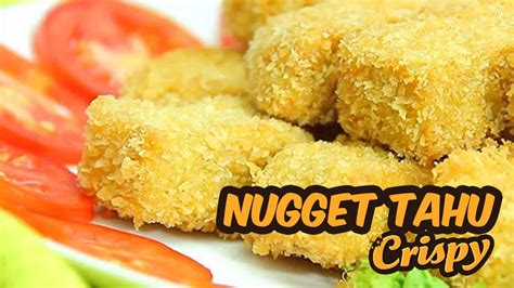 youtube membuat nugget cara membuat nugget tahu crispy youtube