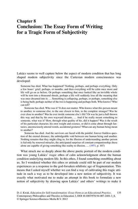 Essay And Letters As Literary Forms by Essay Form By Harris Jr