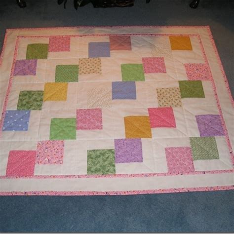 Falling Charms Quilt Pattern by Falling Charms Baby Quilt Quiltsby Me