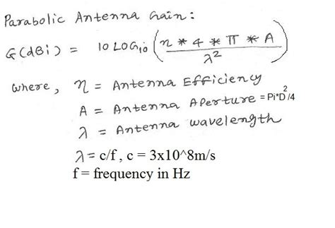 antenna formulas images search