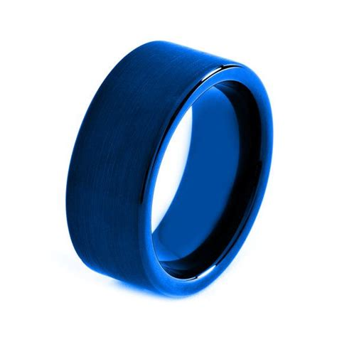 Wedding Bands Blue by Wedding Band For Wedding Bands For Blue Tungsten