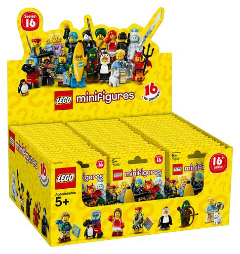 Penguin Boy Minifigures Series 16 Minifigure Misp New Sealed 71013 series 16 products minifigures lego