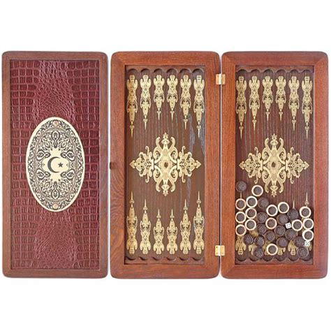 Handmade Backgammon Board - backgammon board handmade backgammon set backgammon by