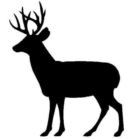 animal silhouette stencil reindeer silhouette stencil deer silhouette art silhouettes of wildlife animals
