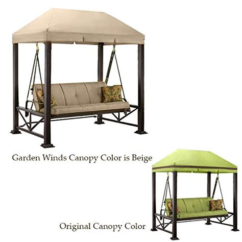 replacement swing canopy sullivan point swing replacement canopy top cover