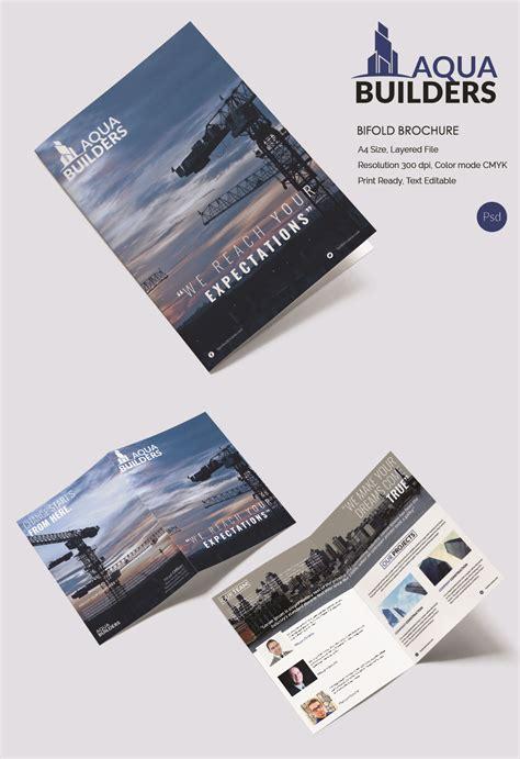 11 Top Construction Company Brochure Templates Free Premium Templates Company Brochure Template