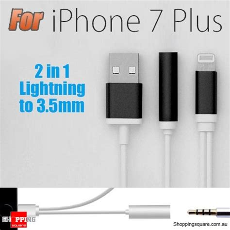 Conventer Iphone Sambungan Earphone Iphone 7 Plus Kabel Konektor 8pin to 3 5mm earphones headphone audio adapter usb charging cable for iphone 7 7 plus