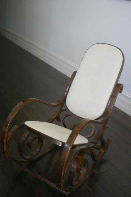 Used Rocking Chairs For Nursery Style My Home Refurbished Rocking Chair