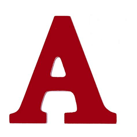 a letter a letter cliparts co