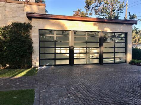 glass front garage doors glass garage door product siw impact windows doors