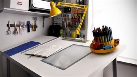 inexpensive drafting table turn any desk into an adjustable drafting table