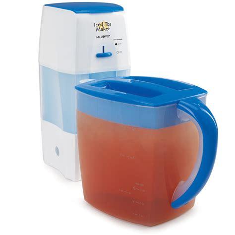 Coffee Tea Maker mr coffee tm75 mr iced tea maker