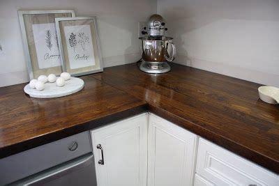 bathroom granite countertop stain minwax s walnut 2716 wood stain on ikea butcher block countertop bathroom