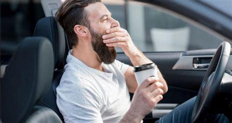 mengungkap mitos minum kopi hilangkan kantuk  berkendara