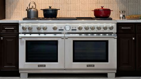 Oven Gas 60 X 40 for its 100th anniversary thermador built the 60 inch pro