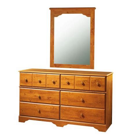 Dresser Walmart by South Shore Treasures 6 Drawer Dresser