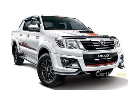 toyota new year promotion 2015 toyota hilux 2015 g trd sportivo vnt 2 5 in selangor