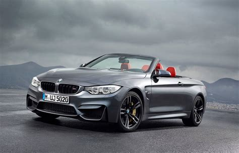 bmw m4 2015 bmw m4 convertible revealed