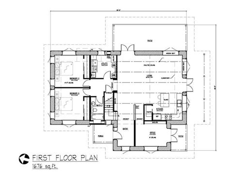 straw bale house floor plans quot mountain escape quot straw bale plans strawbale com