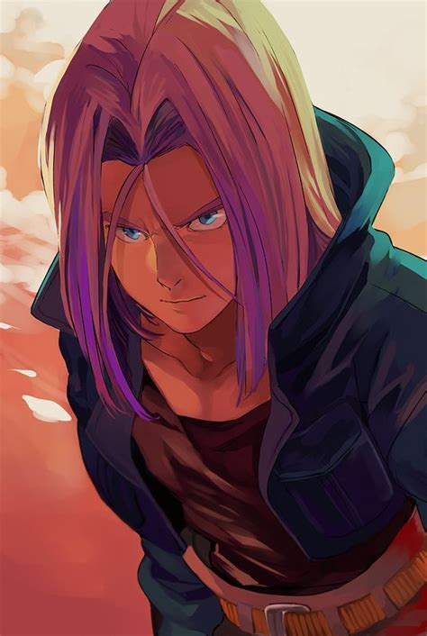 Z Animex by Trunks Z Anime Characters