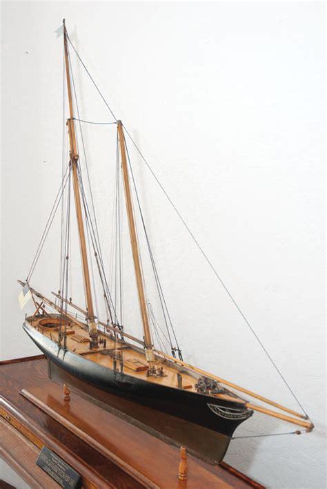 yacht america ship model of the schooner yacht america san francisco