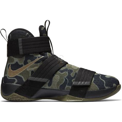 nike lebron soldier 10 sfg basketball boot shoe lebron