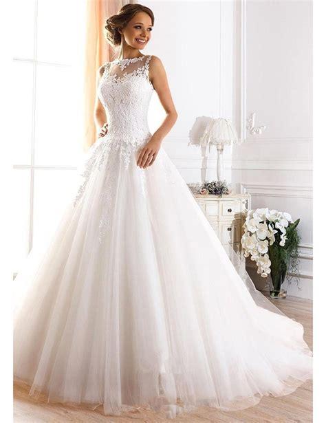 White Wedding Dresses by Beautiful White Wedding Dress Where Is Lulu Fashion