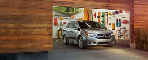 Honda Odyssey Deals by New Honda Odyssey Deals In Burien Wa
