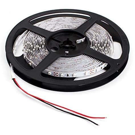 white led lights 12v bright white 5m 300leds 3528 led