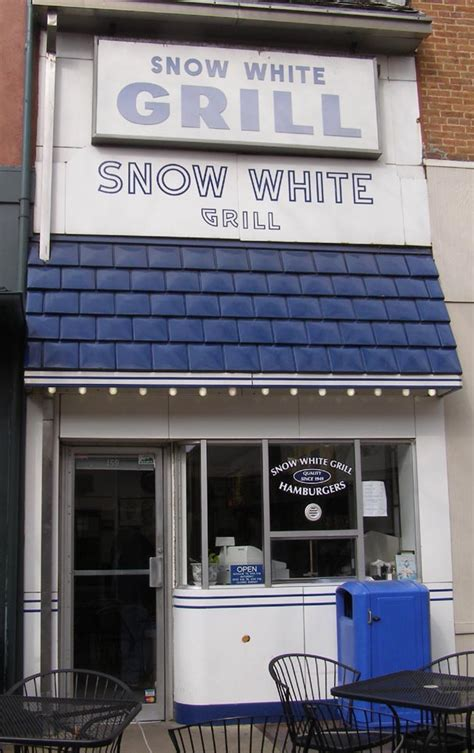 Md Snowwhite virginia restaurants roadsidearchitecture