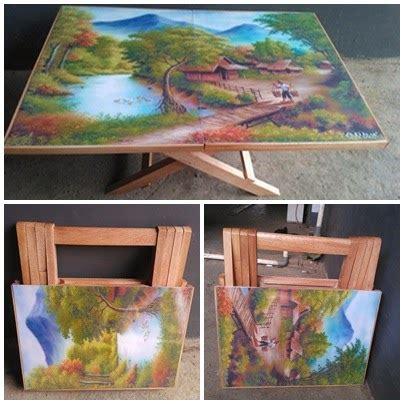 Meja Lipat Berkarakter jual hanger kayu murah dan berkualitas jual hanger kayu