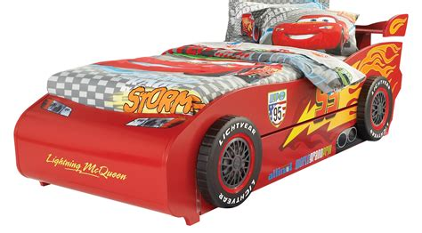 disney cars dresser canada disney cars lightning mcqueen red 6 pc twin bed with
