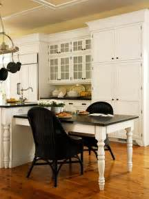 Kitchen Island With Table Extension Island Extension Kitchens Pantries Dining Pinterest
