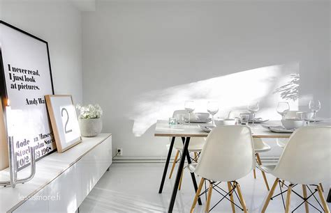 Less Is More Interior Design by Minimalist Interior Design From Scandinavia Interior